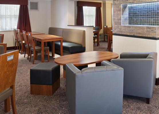 Plenty of dining options for all the family in, or out, of our hotel in Leeds