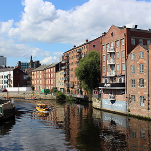 Summer Staycation in Leeds